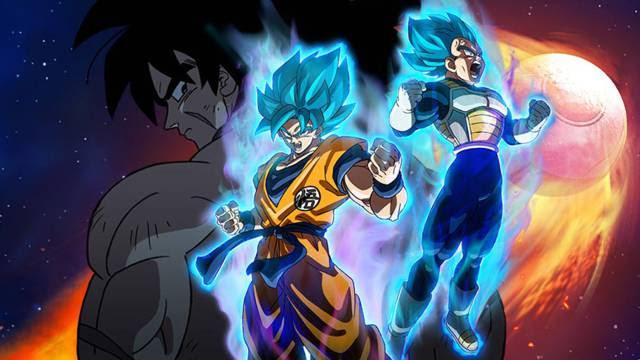 Dragon Ball Super: Broly se estrenará en España el 22 de febrero de 2019